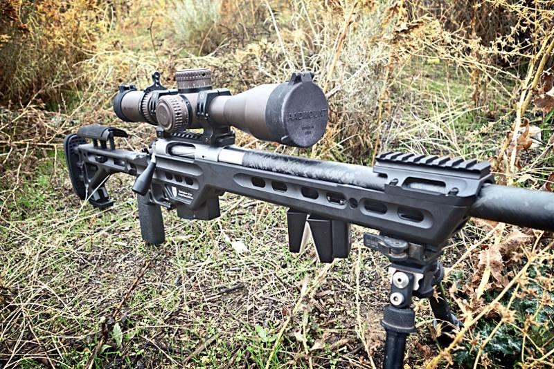 PVA Minuteman Competiton Rifle