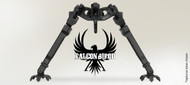 Cadex Defense Falcon bipod (Shown with optional claw feet)