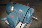 200, HP 1758, 1800, RPM, 449U, Frame, 460, Volts, Reliance, Electric Pump, Motor, New,  Surplus,