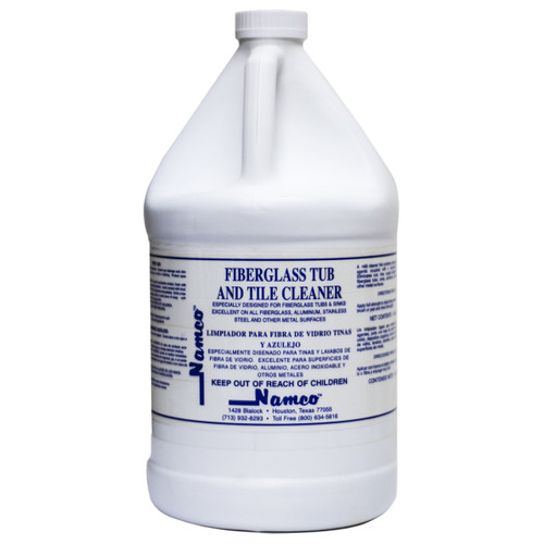 fiberglass tub u0026 shower cleaner