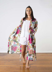 Samara White Kimono (SOLD OUT, PRE-ORDER OPEN)