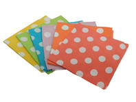 Set of 4 Hail Spot Napkins