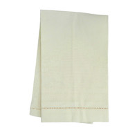 Guest Towel Jacquard Damask Beige