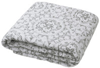 Mia Circle Motif Bedcover/Throw
