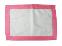 Colour Border Cerise Placemat Min 4