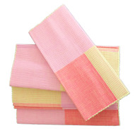 S/4 Carribean Pink Placemat
