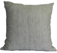 Capri Linen Cushion Cover Grey 45X45cm
