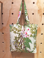 Bamboo Print Lightweight Cotton Bag Pack of 2