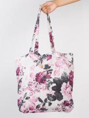 P/2 Bag - Garden Bloom White
