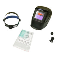 Solar Powered Auto Darkening Welding Helmet Safety Protective Gear
