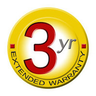 3 Year Extended Warranty for LTP8000