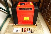 Emergency Power Generator Inverter 5000 Watts Quiet SF5600