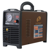 Lotos Supreme LTP5500D Plasma Cutter, 55 AMP Digital Control CNC Non-Touch Pilot ARC Plasma Metal Cutter, Non-HF Blowback Arc Start CNC Plasma Cutter, Metal Cutter