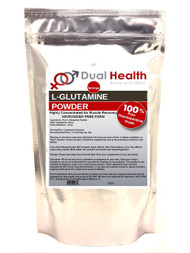 Pure L-Glutamine Powder