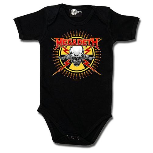 Megadeth vest