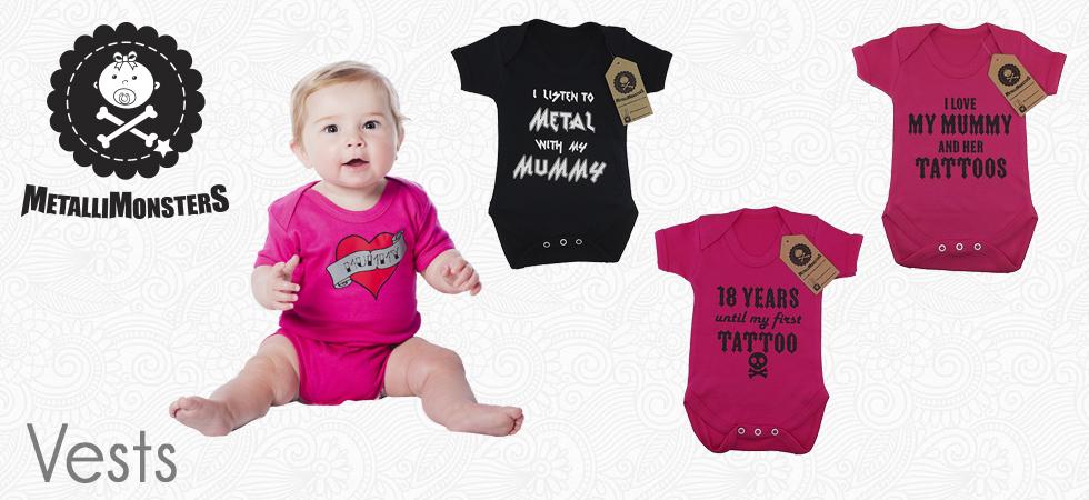 Alternative Baby Clothes