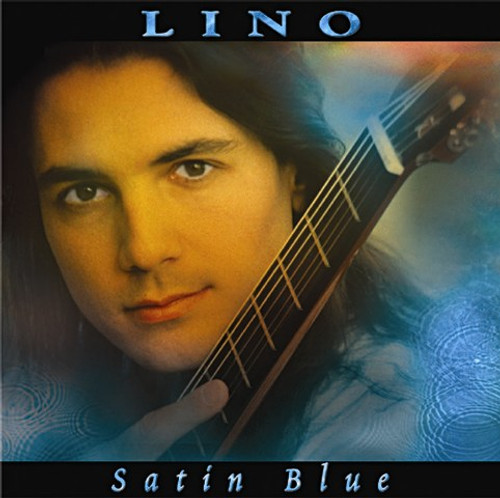 Satin Blue CD - Lino