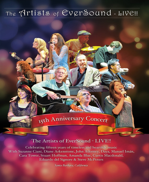 The Artists of EverSound - LIVE!! Concert DVD
