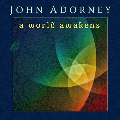 A World Awakens  CD - John Adorney - FREE SHIPPING!