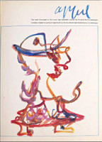 Karel Appel, Untitled Drawing, from the Collection of Jacob and Aviva Baal Teshuva, ca. 1980