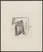 Seymour Lipton, Untitled Drawing- 1975
