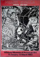 Frank Stella, Whitney Museum of American Art: Prints 1967-1982, 1985