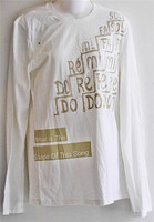 After Louise Bourgeois and Helmut Lang, What is the Shape of this Song, Limited Edition Shirt, 2013