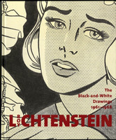 Roy Lichtenstein, Black and White Drawings Catalogue 1961-1968 (Brand New Book/Monograph in publishers' shrinkwrap), 2010