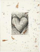 Jim Dine, The Jewish Heart, 1982