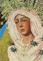 "Audrey Flack ""Esperanza"" (Color Lithograph)"