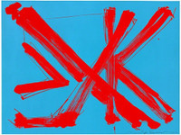 MARK DI SUVERO Afterstudy for Marianne Moore: Are Years What? 1976