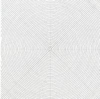 SOL LEWITT Untitled, from the Collection of Ileana Sonnabend and the Estate of Nina Castelli 1973, Two Color Silkscreen. Numbered. Signed.