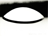ROBERT BREER Untitled, from the Collection of Ileana Sonnabend and the Estate of Nina Castelli 1973, Silkscreen on rag paper. Signed. Numbered. Unframed.