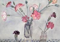 Rare Signed Autographed Postcard of work by Scottish artist ELIZABETH BLACKADDER