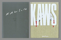 KAWS KAWS - Signed Monograph 2010, Hardcover book  (Hand Signed by Artist)