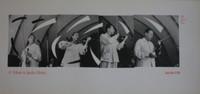 David Hockney,  Homage to Violinist Jascha Heifetz Offset Lithograph, 1988