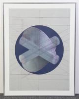 """Arnaldo Pomodoro, """"Gray Study"""", 1968"""