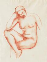 Aristide de MAILLOL Framed Lithograph on handmade paper Ovid, L'Art d'Aimer 1935