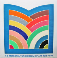 Frank Stella, METROPOLITAN MUSEUM OF ART CENTENNIAL, 1970