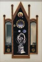 Vera Habrecht Simons, Homage to 1572 Astronomical Clockmaker Josias Habrecht, 1983