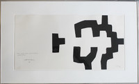 EDUARDO CHILLIDA, Carnegie International Series for Carnegie Museum of Art Exhibition, 1979