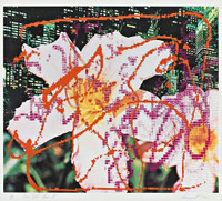 JAMES ROSENQUIST, NEW YORK SAYS IT: NEW YORK THE COMMUNICATION CENTER, 1983