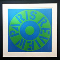 ROBERT INDIANA, PARIS REVIEW, 1965