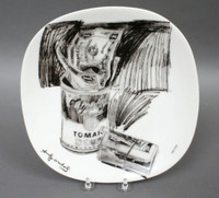 ANDY WARHOL, CAMPBELL'S SOUP CAN AND DOLLAR BILLS, 1962 (Lt. Ed Foundation Authorized) ca., 1995