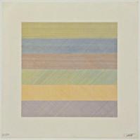 SOL LEWITT, COMPOSITE SERIES No. 2, 1970