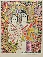 GLORIA VANDERBILT, JAPANESE, 1973-1980