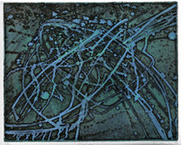 STANLEY WILLIAM HAYTER, MEDUSE, 1958