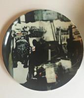 Robert Rauschenberg, Untitled Limited Edition Porcelain Plate (Guggenheim Museum), 1997
