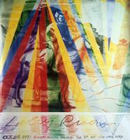 Larry Rivers, Vintage Robert Miller Gallery Poster, 1977