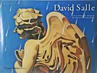 David Salle, David Salle at Guggenheim Bilbao (Signed), 2000